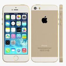 Apple iPhone 5S - 16 GB - GOLD - BRAND NEW - IMPORTED - 4G LTE