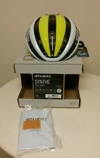 Giro Synthe helmet New in box size Small 51-55cm RRP £199.99 TT Light AUTHENTIC