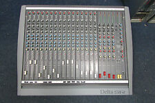 Soundcraft Delta SR2 16-4-2 audio mixing desk