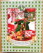 2007 GOOSEBERRY PATCH CHRISTMAS COOKBOOK, BOOK 9, MINT!