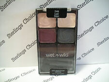 Wet n Wild ColorIcon Eye Shadow 6 Color Palette #248 Lust