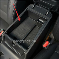FIT FOR 2016 2017 HYUNDAI TUCSON ARMREST SECONDARY STORAGE BOX CENTER CONSOLE