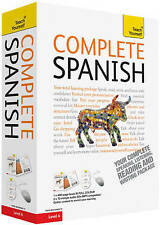 Teach Yourself Complete Spanish by Juan Kattan-Ibarra (Mixed media product, 2010