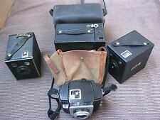 Kodak Super Six-20, popular Brownie, no 2 Hawk-Eye modelo B, Brownie Twin 20