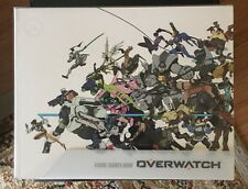 Overwatch Collector's Edition Art Book