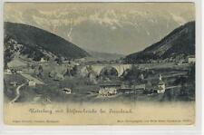 AK Unterberg mit Stefansbrücke bei Innsbruck, 1900