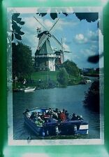 CPA Germany Greetsiel Windmill Moulin Molen Windmühle Molino Mill Wiatrak w339