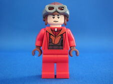 Lego Figurine Minifig Star Wars - Naboo fighter pilot Neuf New / Set 7877