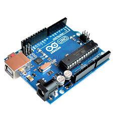 UNO R3 Development Board Microcontroller MEGA328P ATMEGA16U2 Compat Arduino New