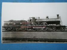 PHOTO  LMS EX CALEDONIAN RLY DUNALASTAIR II LOCO NO 770 LMS NO 14328 ON SHED