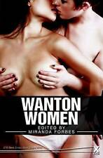 Wanton Women: When Girls Get it Together, Miranda Forbes, New condition, Book