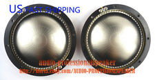 2PCS Diaphragm For JBL 2446H 2447H 2445H 2450H 2451H 2452H, 8 Ohm Ship from US