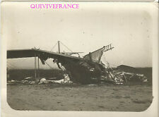 PA20 - PHOTO AVION  accidenté - Escadrille MF 71