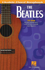 THE BEATLES UKULELE CHORD MUSIC SONGBOOK 100 SONGS