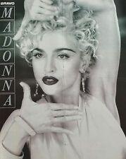 MADONNA - A2 Poster (XL - 42 x 55 cm) - Clippings Fan Sammlung NEU