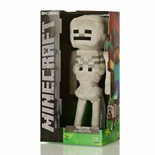 OFFICIAL Minecraft CREEPER Or SKELETON Plush Toy - 12 Inches - LARGE  - NEW