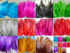 "100pz bellissimo rooster feather 10-15cm 4-6"" mix colori by casuale Y0128"