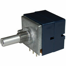 ALPS RK27112 10K Ohm linear Das Blaue Potentiometer B Kennlinie 10KBx2 Dreh-Poti
