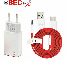 SEC® OnePlus 3, 2A USB Travel Adapter Charger + DATA SYNC Type C Cable, 1+3