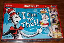 Cat in the Hat I Can Do That Game – Brand New