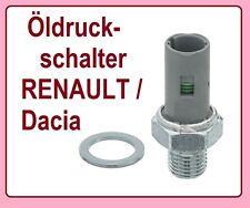 Öldruckschalter RENAULT CLIO III (BR0/1, CR0/1),CLIO IV,KANGOO I, Rapid