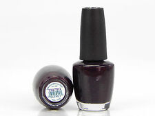 OPI Nail Lacquer Classics Collection NLI43 Black Cherry Chutney