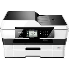 New Brother Business Smart Mfc-J6920dw Inkjet Multifunction Printer - Color - Pl