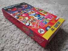 SNES | SFC | Super Famicom | Bomberman | OVP | cib | Boxed | estado de coleccionista