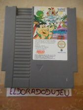 ELDORADODUJEU   THE FLINTSTONES RESCUE OF DINO & HOPPY NINTENDO NES PAL B 5Z-FRA