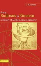 From Eudoxus to Einstein: A History of Mathematical Astronomy-ExLibrary
