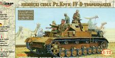 PZ.KPFW IV AUSF D TROPENPANZER (PANZER IV D) WITH PHOTOETCHED PARTS 1/72 MIRAGE