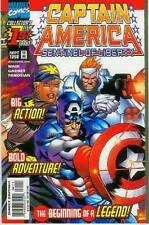 Captain America: Sentinel of Liberty # 1 (USA, 1998)
