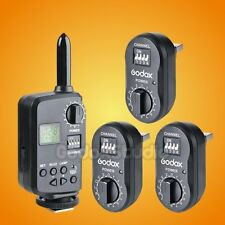 Godox Witstro FT-16 Wireless Power Controller Flash Strobe Trigger (3X Receiver)