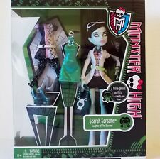 Monster High Scarah Screams First Wave Daughter of Screaming Banshee Doll Horror