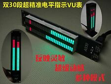 AS30 30 segment LED level display music spectrum electronic rhythm VU table