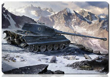 For World of Tanks mouse pad, Cold of the Alps, the iron cross tank