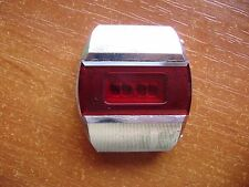 Electronics Elektronika 1 Vintage RED LED digital watch Pulsar USSR