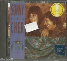SONNY AND  & CHER - The hit - CD 1989 NEW NOT SEALED