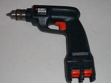 Black & Decker VP820 7.2 Volt Cordless 2-Speed Drill, Versapak