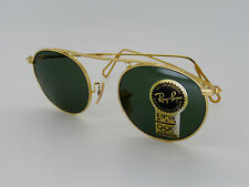 Vintage B&L Ray Ban W1697 Arista Vintage Collection G-15 XLT New with Box/Case