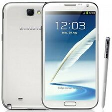 "Samsung Galaxy Note II I317 16GB AT&T""Unlocked""GSM 4G LTE-Smartphone-White *7/10"