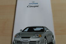 136938) Hyundai Coupe Prospekt 08/2003