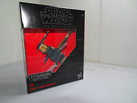 Star Wars #12 Poe´s X-Wing Fighter The Black Series Titanium Series Hasbro B4581