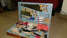 Footprint Tools tool chest craftsmanship finest Sheffield steel saw