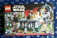 LEGO STAR WARS 8038 The Battle of Endor 12 minifigures *BRAND NEW SEALED*