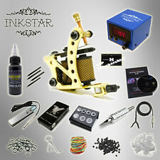 INKSTAR 1 Machine Tattoo Kit Equipment Ink Gun Set Tatoo TKI1 USA