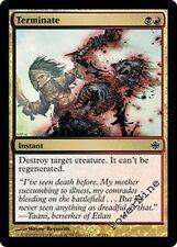 4 Terminate ~ Alara Reborn MtG Magic Gold Common 4x x4