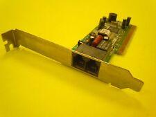 Aopen FM56-SVV 56K PCI Data Fax Modem ( Win7 32Bit and 64Bit Compatible)