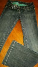 LADIES RIVER ISLAND STRETCH JEANS  SZ 9 /10