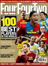 FourFourTwo  Four Four Two 5 Selective 2007 Back Issues New Free Shipping in USA